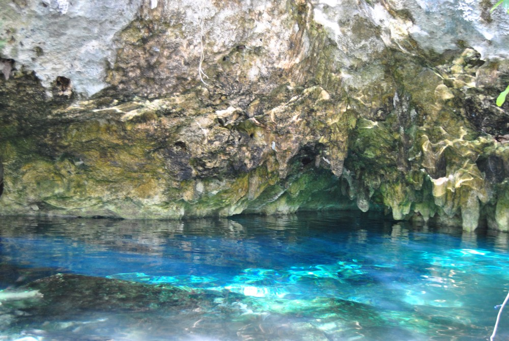 Grand Cenote Mexico Tulum Swim