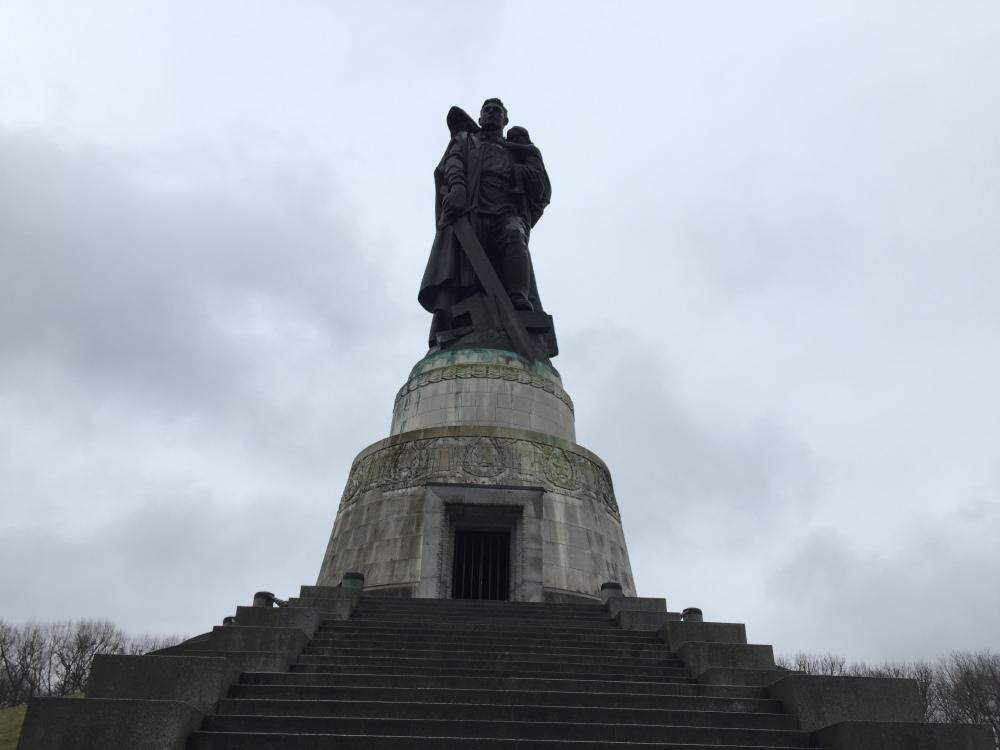 Soviet Memorial, Treptower Park