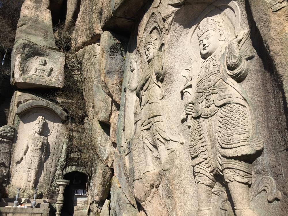 Seokbulsa temple busan